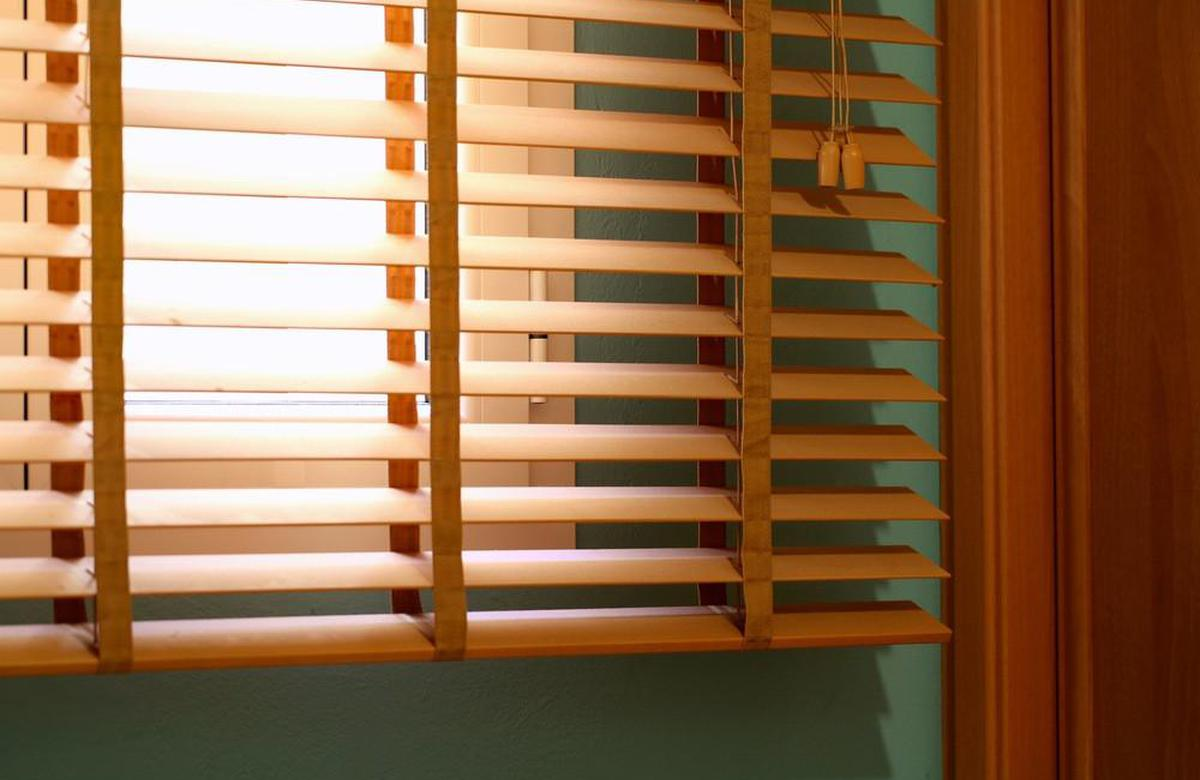 Timber Venetians image