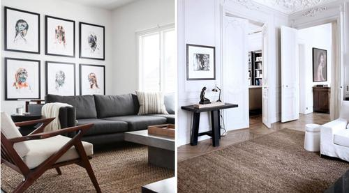 The Denizen - Five Reasons to use Sisal in our Homes section
