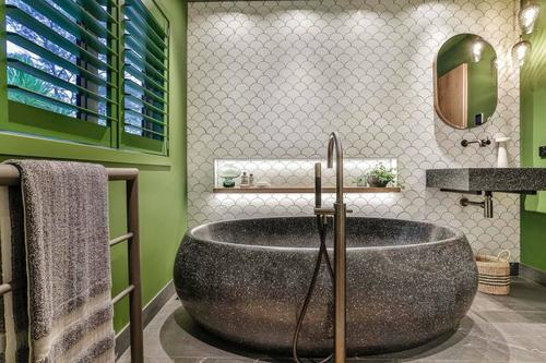 A Winning Bathroom at 2018 NKBA Awards. image
