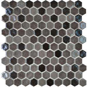 Hexagon Blends - Tan image