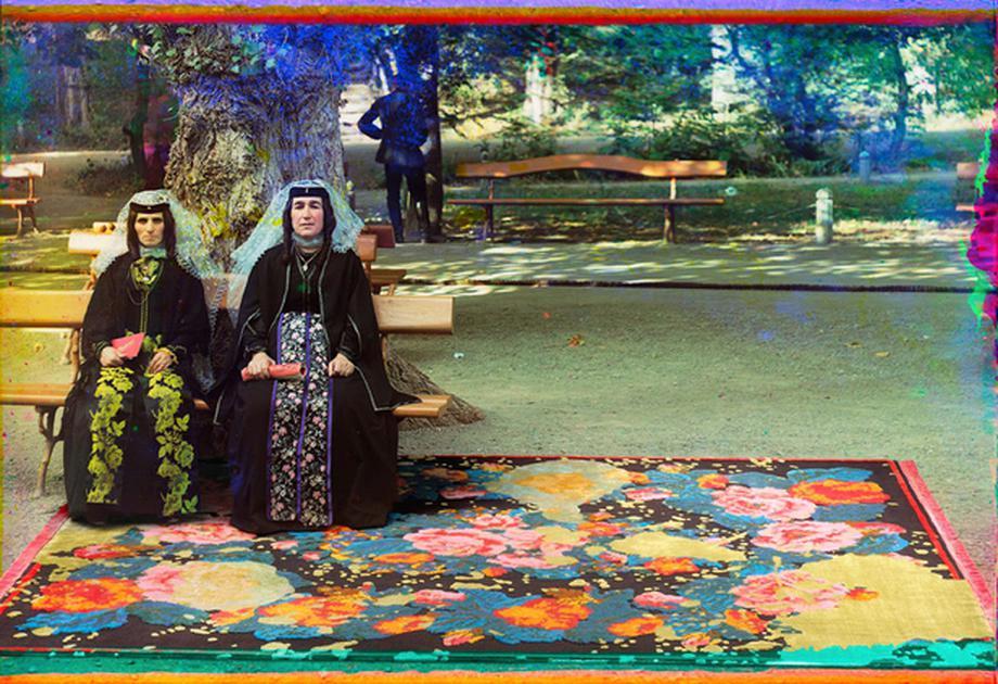 Sofianka Wrapped Sibirian Blue Artisan