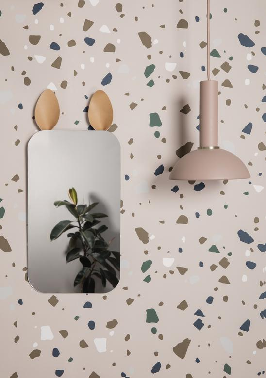 Terrazzo Ferm Living Wallpaper Enquire Today Artisan