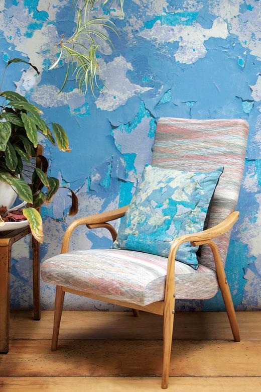 Peeling Paint Ella Duran Wallpaper Nz Artisan