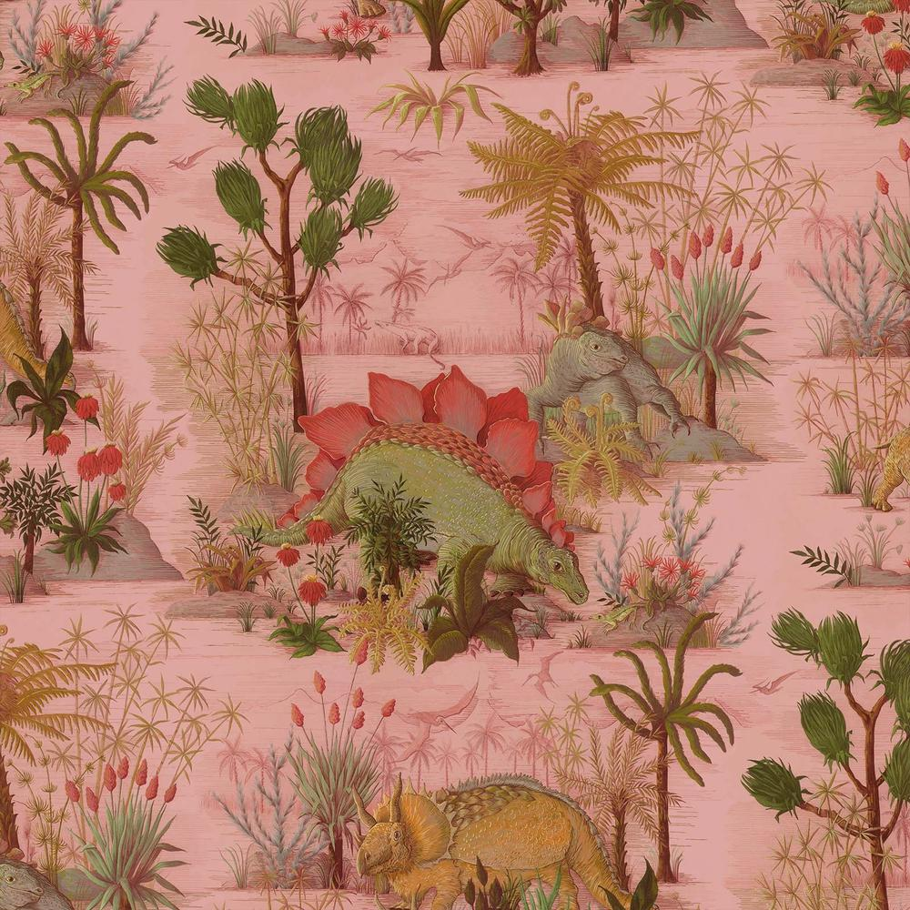 Dinosauria House Of Hackney Wallpaper Nz Artisan