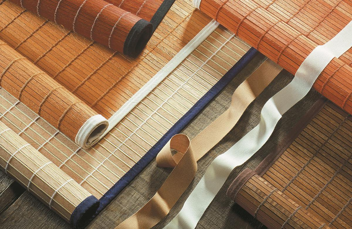 Le Blinde Woven Timber collection image
