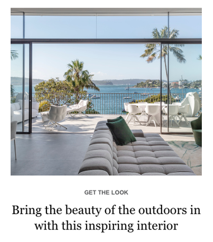 Bring Outside Inside - The Denizen section