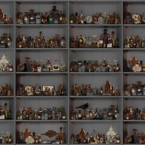 Cabinet Of Curios - Night image