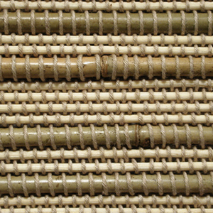 Chinois Woven Bamboo Collection - Stone image